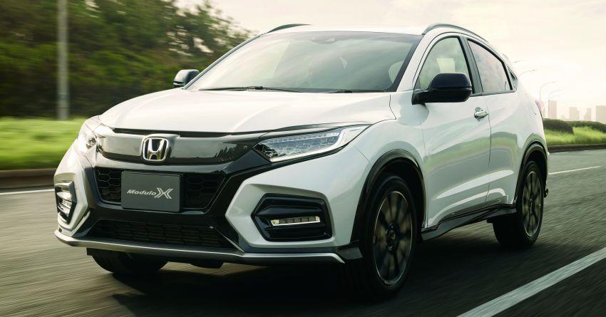 Honda Vezel/HR-V gets new Modulo X variant in Japan Image #1054744