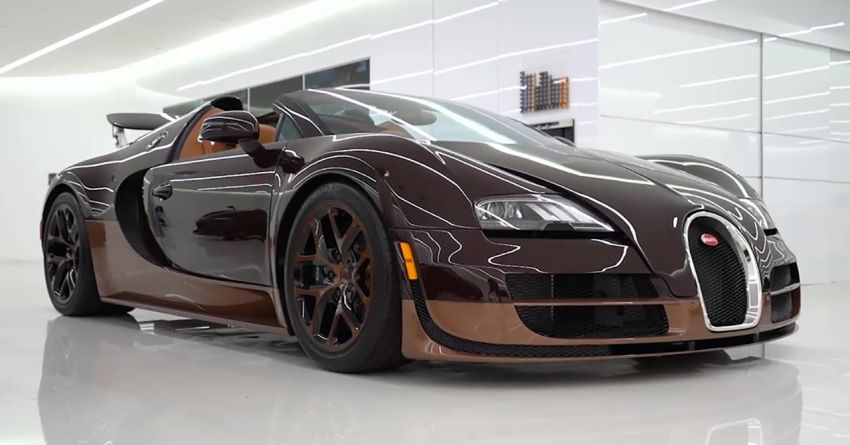 Bugatti Veyron costs over RM100k a year to maintain Image #1055364