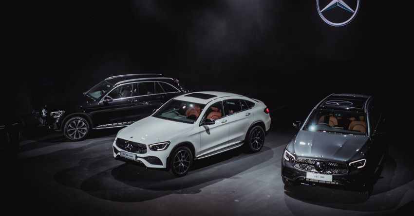 2020 Mercedes-Benz GLC facelift in Malaysia – GLC200 and GLC300 with new engines, MBUX, from RM300k Image #1057825