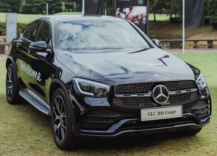2020 Mercedes-Benz GLC facelift in Malaysia – GLC200 and GLC300 with new engines, MBUX, from RM300k Image #1057842