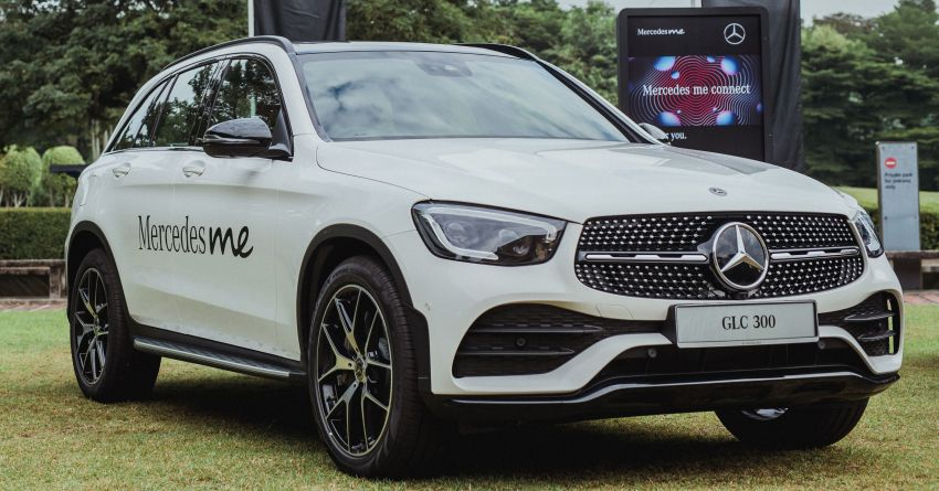 2020 Mercedes-Benz GLC facelift in Malaysia – GLC200 and GLC300 with new engines, MBUX, from RM300k Image #1057843