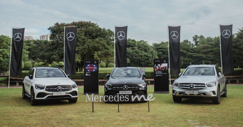 2020 Mercedes-Benz GLC facelift in Malaysia – GLC200 and GLC300 with new engines, MBUX, from RM300k Image #1057826