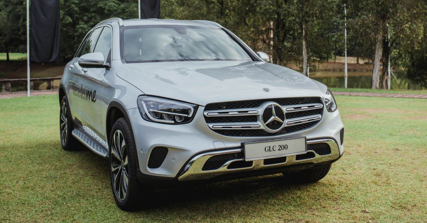 2020 Mercedes-Benz GLC facelift in Malaysia – GLC200 and GLC300 with new engines, MBUX, from RM300k Image #1057827