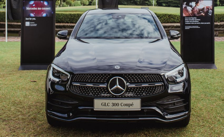 2020 Mercedes-Benz GLC facelift in Malaysia – GLC200 and GLC300 with new engines, MBUX, from RM300k Image #1057828