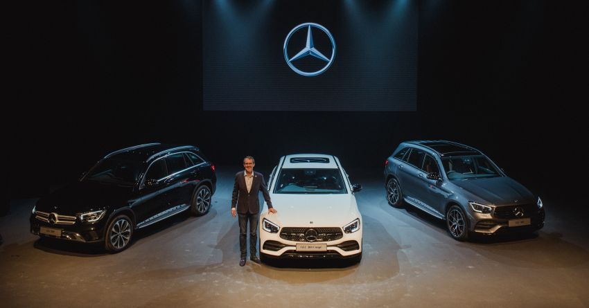 2020 Mercedes-Benz GLC facelift in Malaysia – GLC200 and GLC300 with new engines, MBUX, from RM300k Image #1057830