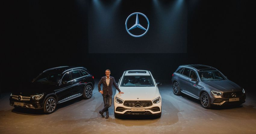 2020 Mercedes-Benz GLC facelift in Malaysia – GLC200 and GLC300 with new engines, MBUX, from RM300k Image #1057832