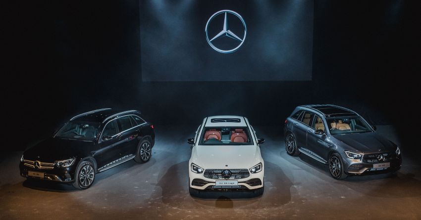 2020 Mercedes-Benz GLC facelift in Malaysia – GLC200 and GLC300 with new engines, MBUX, from RM300k Image #1057833