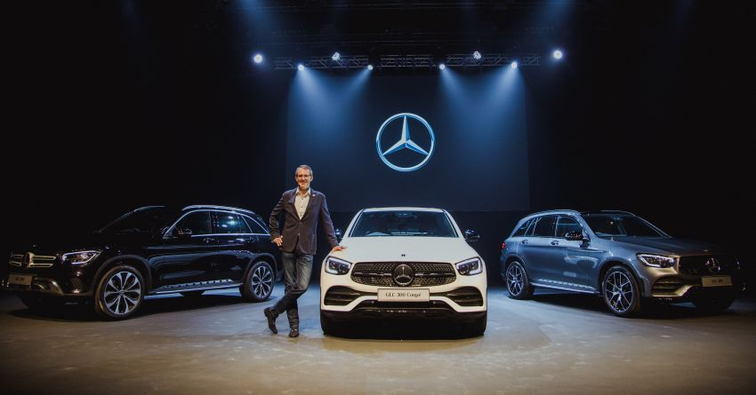 2020 Mercedes-Benz GLC facelift in Malaysia – GLC200 and GLC300 with new engines, MBUX, from RM300k Image #1057835