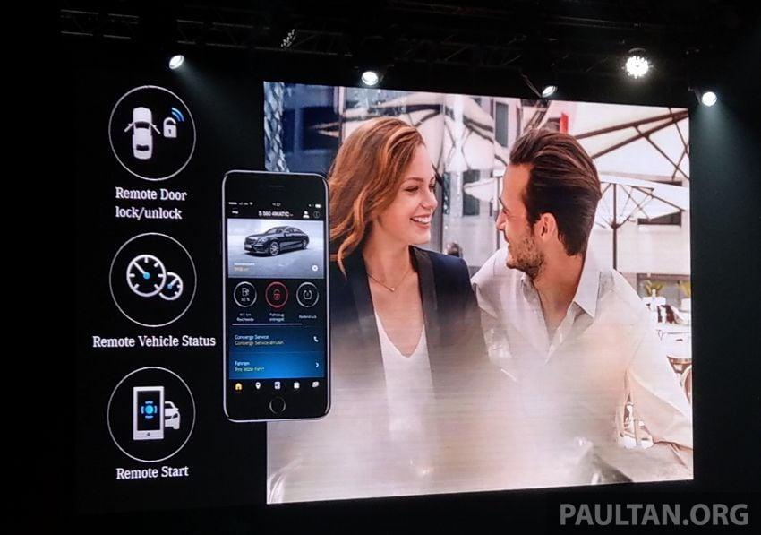 Mercedes me connect mula diperkenalkan di Malaysia – Mercedes me Adapter untuk kereta lama, RM250 Image #1058453