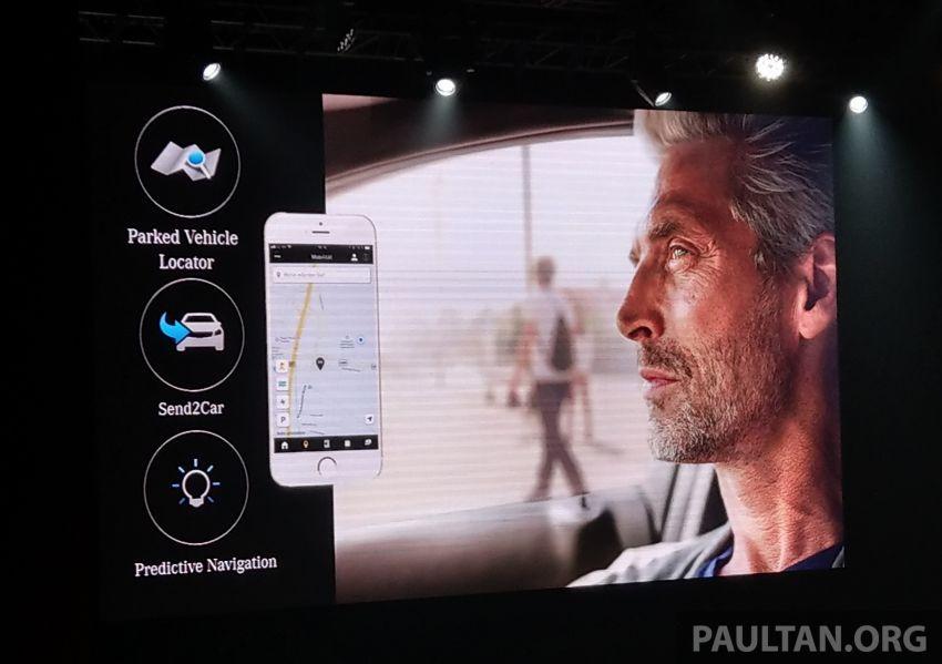Mercedes me connect mula diperkenalkan di Malaysia – Mercedes me Adapter untuk kereta lama, RM250 Image #1058455