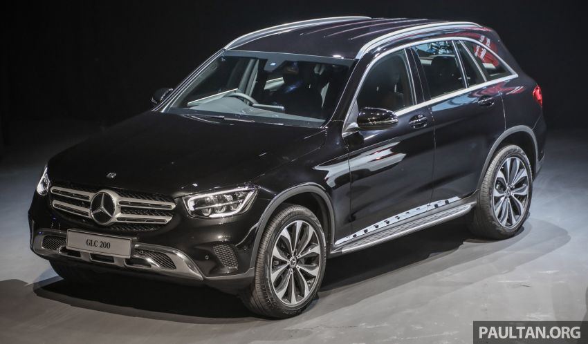 2020 Mercedes-Benz GLC facelift in Malaysia – GLC200 and GLC300 with new engines, MBUX, from RM300k Image #1057861