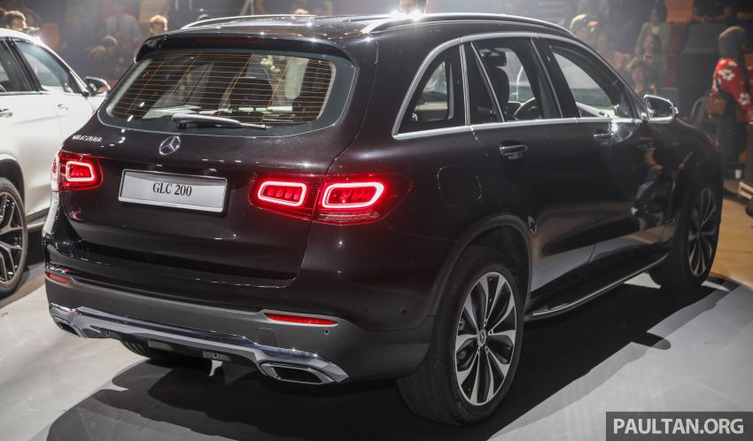 2020 Mercedes-Benz GLC facelift in Malaysia – GLC200 and GLC300 with new engines, MBUX, from RM300k Image #1057862