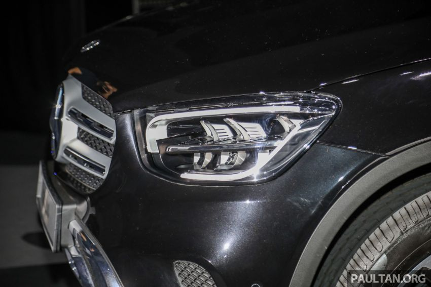 2020 Mercedes-Benz GLC facelift in Malaysia – GLC200 and GLC300 with new engines, MBUX, from RM300k Image #1058022