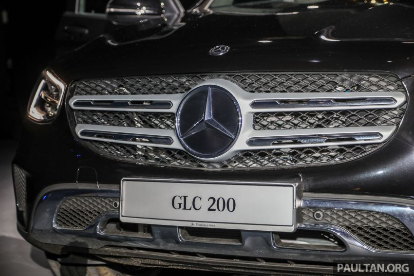 2020 Mercedes-Benz GLC facelift in Malaysia – GLC200 and GLC300 with new engines, MBUX, from RM300k Image #1058024