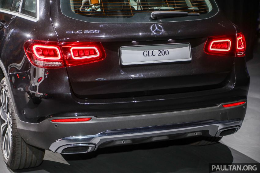 2020 Mercedes-Benz GLC facelift in Malaysia – GLC200 and GLC300 with new engines, MBUX, from RM300k Image #1058040