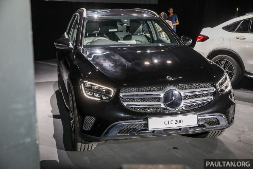 2020 Mercedes-Benz GLC facelift in Malaysia – GLC200 and GLC300 with new engines, MBUX, from RM300k Image #1058002