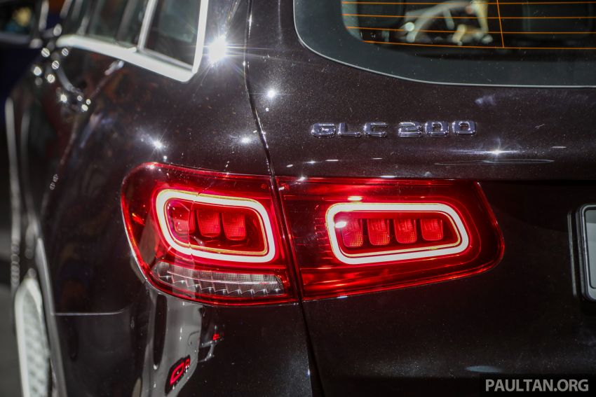 2020 Mercedes-Benz GLC facelift in Malaysia – GLC200 and GLC300 with new engines, MBUX, from RM300k Image #1058044