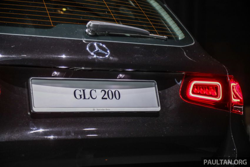 2020 Mercedes-Benz GLC facelift in Malaysia – GLC200 and GLC300 with new engines, MBUX, from RM300k Image #1058046