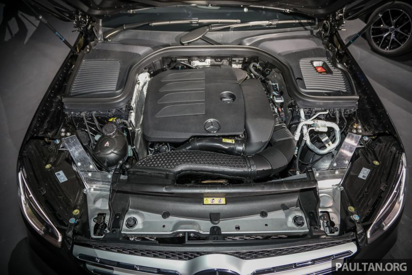 2020 Mercedes-Benz GLC facelift in Malaysia – GLC200 and GLC300 with new engines, MBUX, from RM300k Image #1058051