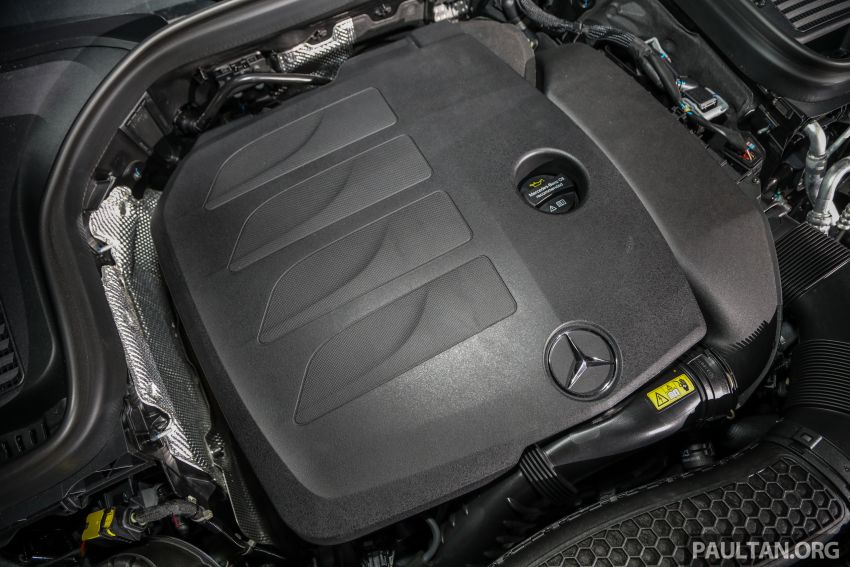 2020 Mercedes-Benz GLC facelift in Malaysia – GLC200 and GLC300 with new engines, MBUX, from RM300k Image #1058053