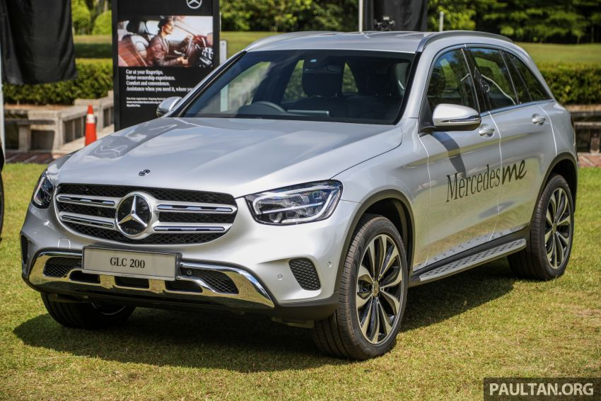 2020 Mercedes-Benz GLC facelift in Malaysia – GLC200 and GLC300 with new engines, MBUX, from RM300k Image #1058056