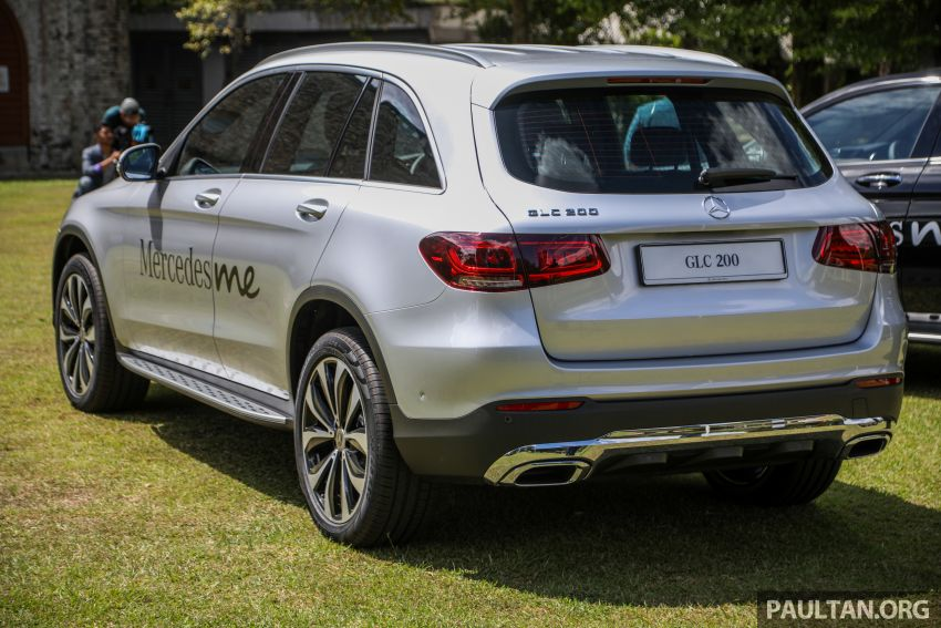 2020 Mercedes-Benz GLC facelift in Malaysia – GLC200 and GLC300 with new engines, MBUX, from RM300k Image #1058058