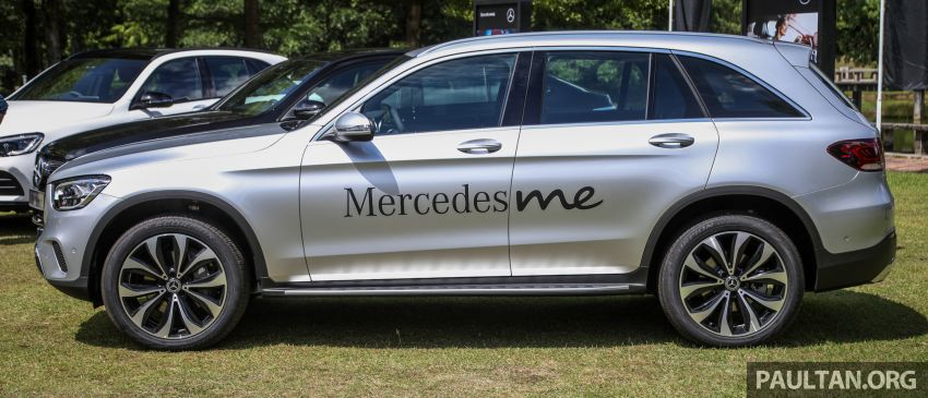2020 Mercedes-Benz GLC facelift in Malaysia – GLC200 and GLC300 with new engines, MBUX, from RM300k Image #1058060