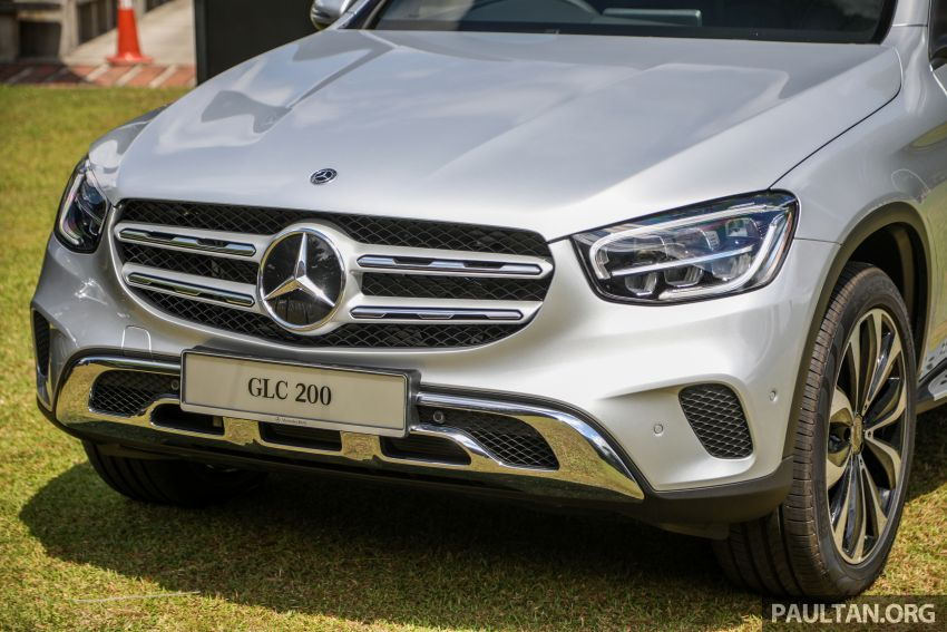 2020 Mercedes-Benz GLC facelift in Malaysia – GLC200 and GLC300 with new engines, MBUX, from RM300k Image #1058062