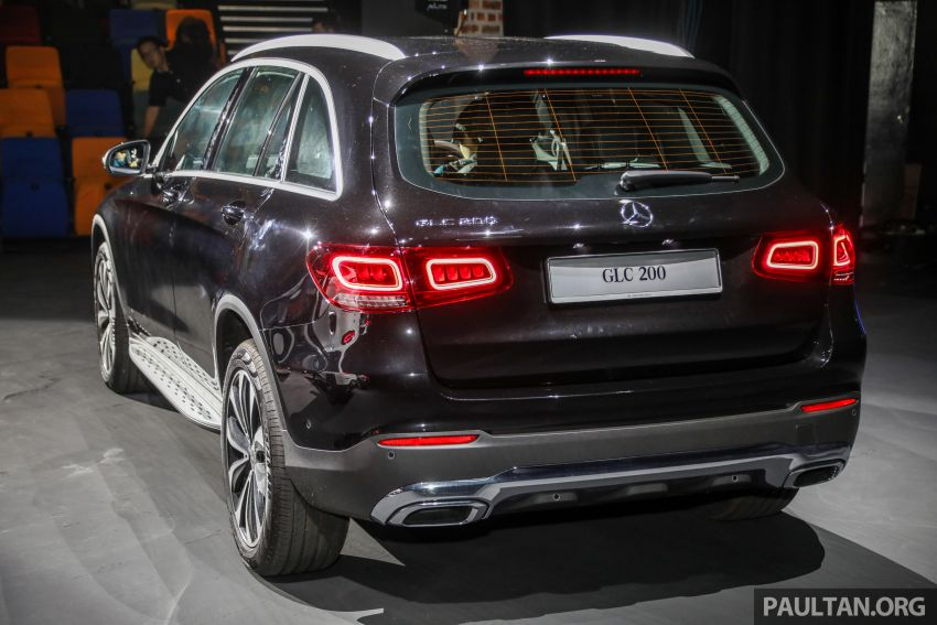2020 Mercedes-Benz GLC facelift in Malaysia – GLC200 and GLC300 with new engines, MBUX, from RM300k Image #1058007