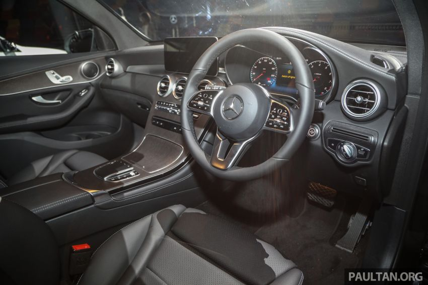 2020 Mercedes-Benz GLC facelift in Malaysia – GLC200 and GLC300 with new engines, MBUX, from RM300k Image #1058066