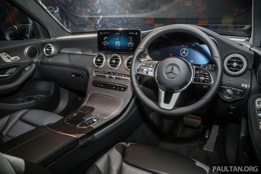 2020 Mercedes-Benz GLC facelift in Malaysia – GLC200 and GLC300 with new engines, MBUX, from RM300k Image #1058096