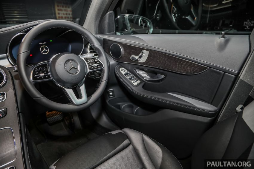 2020 Mercedes-Benz GLC facelift in Malaysia – GLC200 and GLC300 with new engines, MBUX, from RM300k Image #1058098