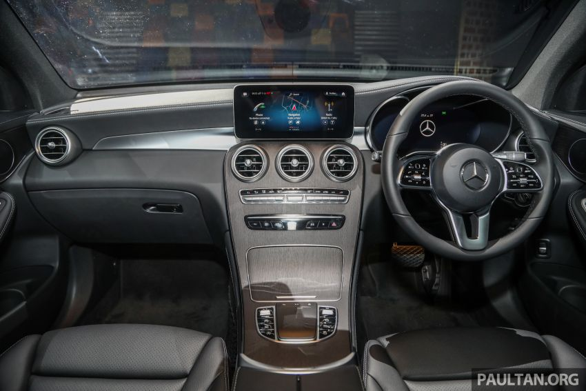 2020 Mercedes-Benz GLC facelift in Malaysia – GLC200 and GLC300 with new engines, MBUX, from RM300k Image #1058068