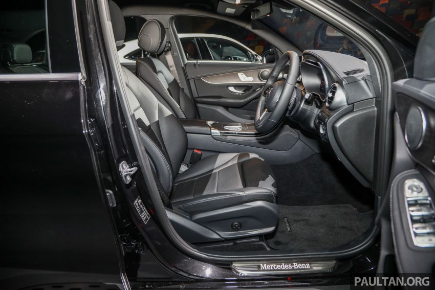 2020 Mercedes-Benz GLC facelift in Malaysia – GLC200 and GLC300 with new engines, MBUX, from RM300k Image #1058107