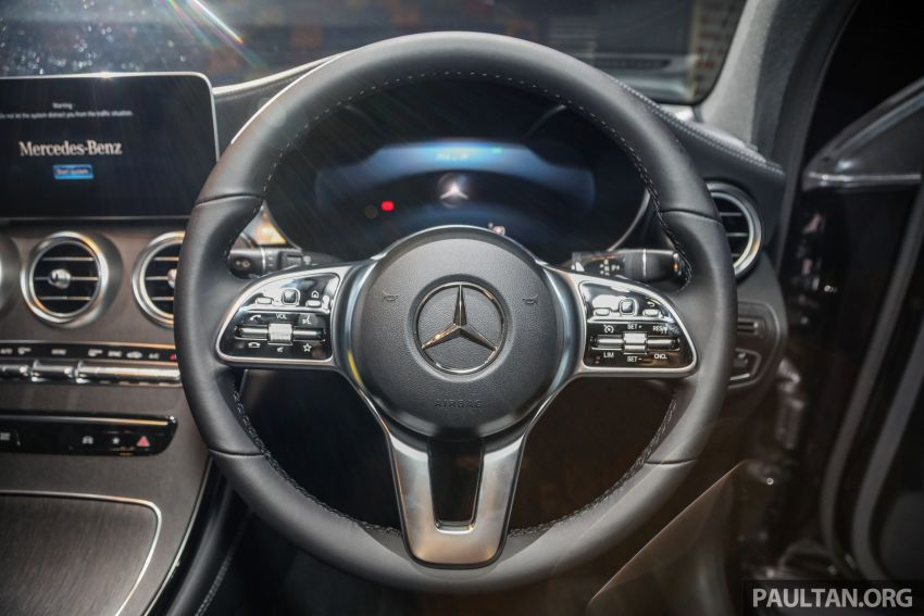 2020 Mercedes-Benz GLC facelift in Malaysia – GLC200 and GLC300 with new engines, MBUX, from RM300k Image #1058069