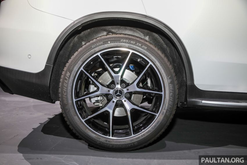2020 Mercedes-Benz GLC300 4Matic Coupe facelift launched in Malaysia – new engine and MBUX, RM420k Image #1058050
