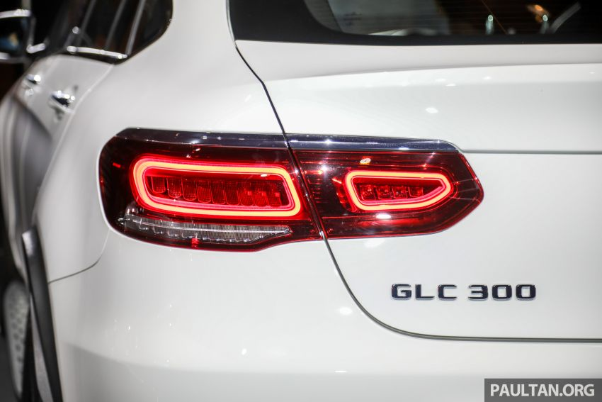 2020 Mercedes-Benz GLC300 4Matic Coupe facelift launched in Malaysia – new engine and MBUX, RM420k Image #1058054
