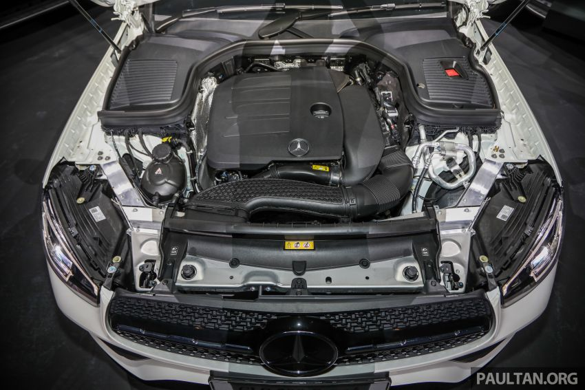 2020 Mercedes-Benz GLC300 4Matic Coupe facelift launched in Malaysia – new engine and MBUX, RM420k Image #1058063