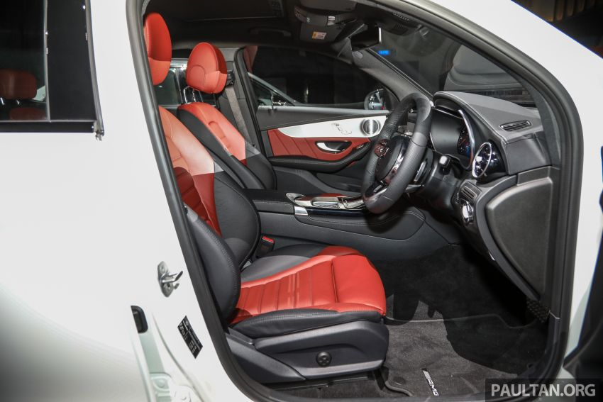 2020 Mercedes-Benz GLC300 4Matic Coupe facelift launched in Malaysia – new engine and MBUX, RM420k Image #1058122