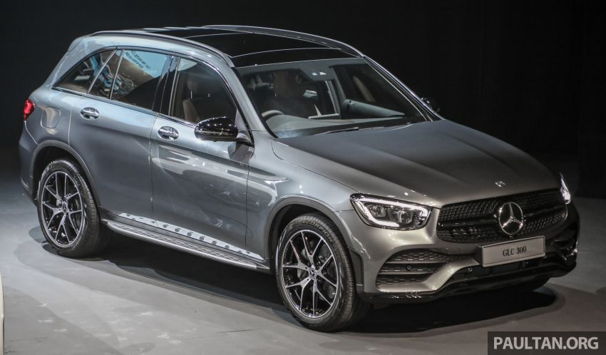 2020 Mercedes-Benz GLC facelift in Malaysia – GLC200 and GLC300 with new engines, MBUX, from RM300k Image #1057863