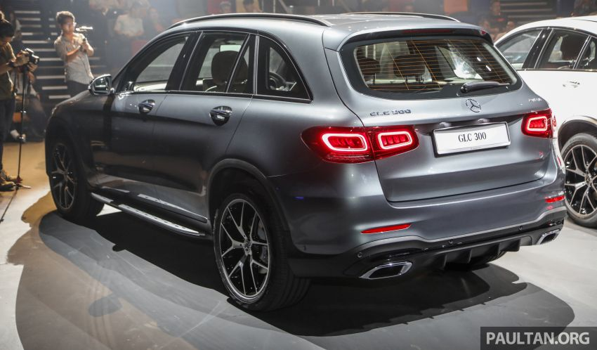 2020 Mercedes-Benz GLC facelift in Malaysia – GLC200 and GLC300 with new engines, MBUX, from RM300k Image #1057864