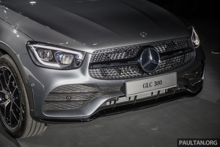 2020 Mercedes-Benz GLC facelift in Malaysia – GLC200 and GLC300 with new engines, MBUX, from RM300k Image #1057867