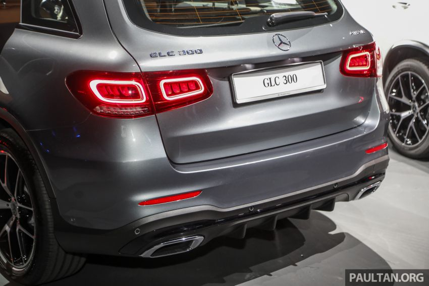 2020 Mercedes-Benz GLC facelift in Malaysia – GLC200 and GLC300 with new engines, MBUX, from RM300k Image #1057871