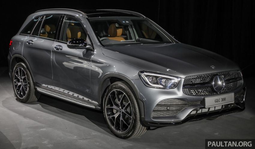 2020 Mercedes-Benz GLC facelift in Malaysia – GLC200 and GLC300 with new engines, MBUX, from RM300k Image #1058174