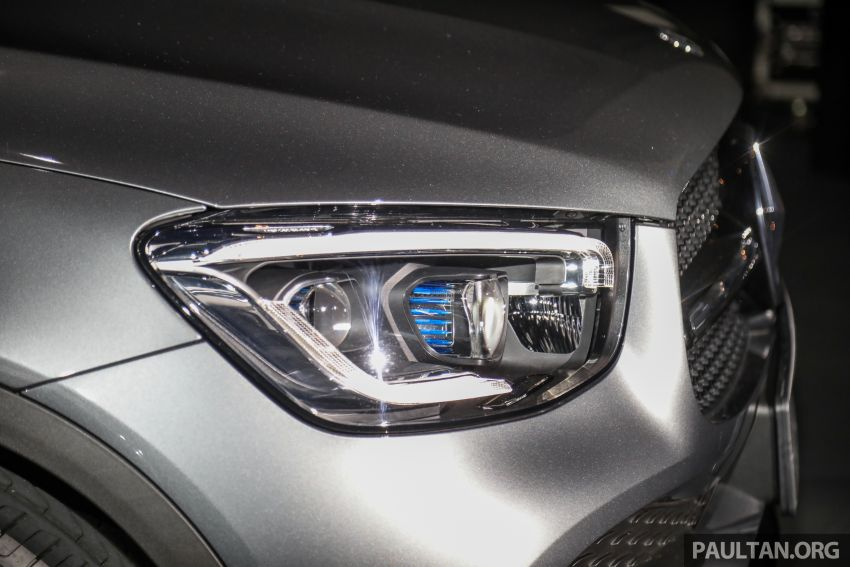 2020 Mercedes-Benz GLC facelift in Malaysia – GLC200 and GLC300 with new engines, MBUX, from RM300k Image #1058194