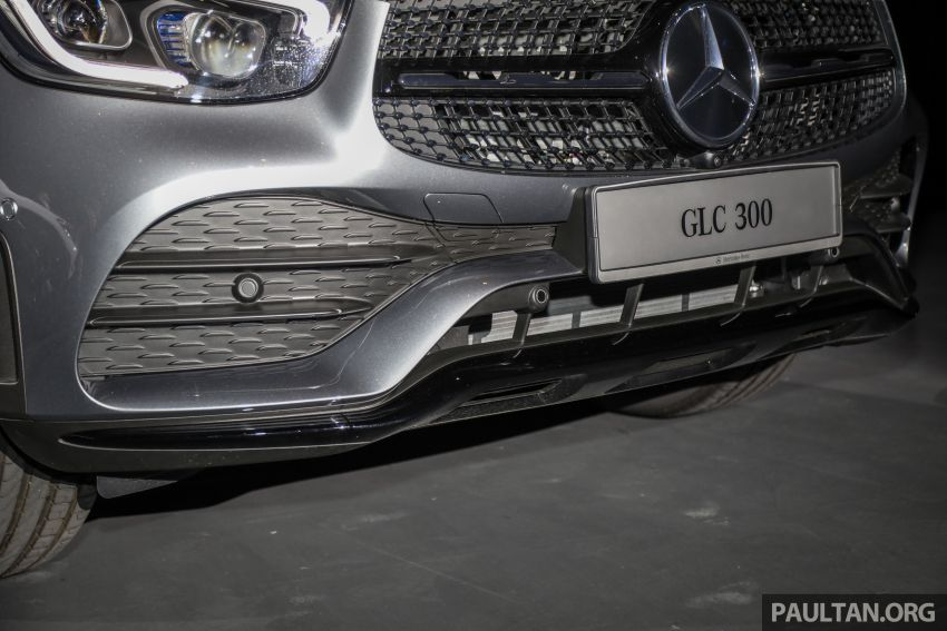 2020 Mercedes-Benz GLC facelift in Malaysia – GLC200 and GLC300 with new engines, MBUX, from RM300k Image #1058198