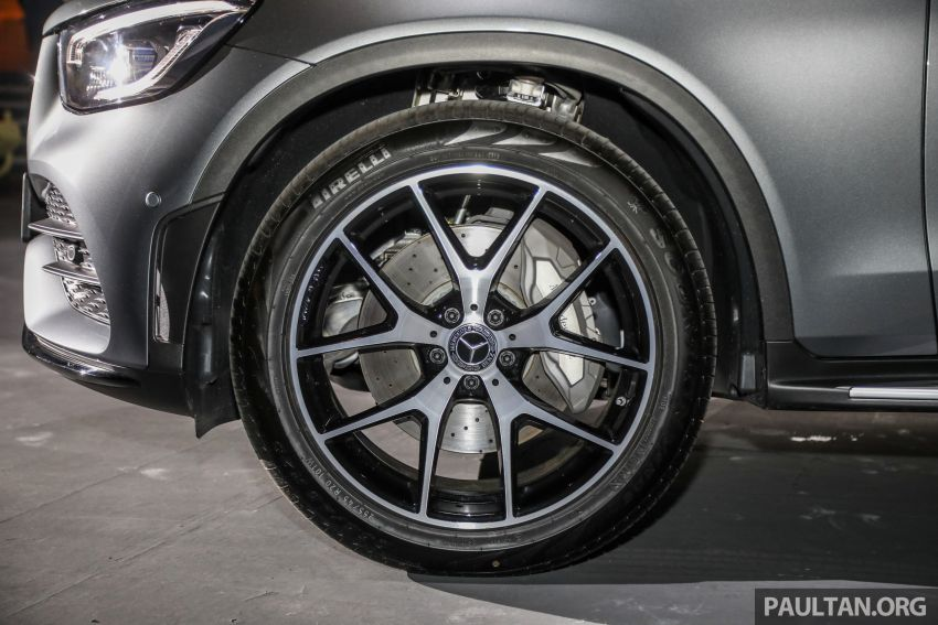 2020 Mercedes-Benz GLC facelift in Malaysia – GLC200 and GLC300 with new engines, MBUX, from RM300k Image #1058201