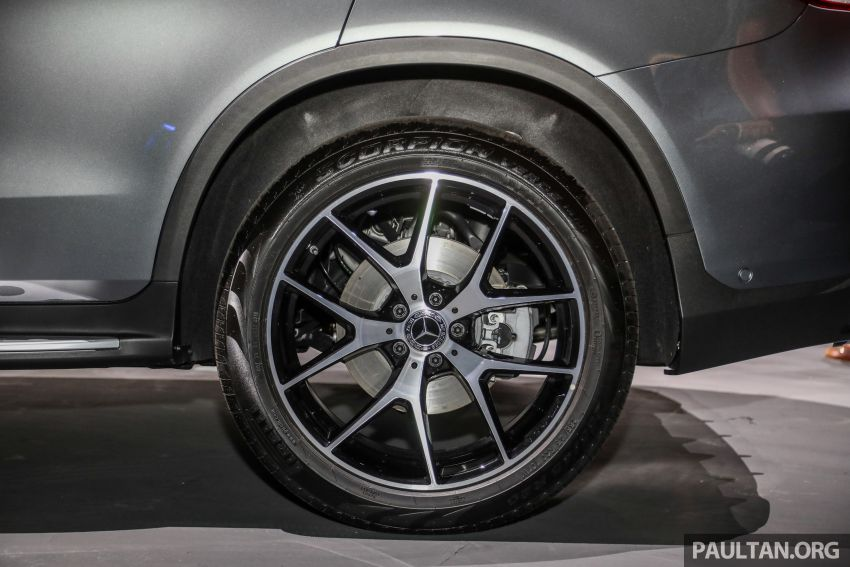 2020 Mercedes-Benz GLC facelift in Malaysia – GLC200 and GLC300 with new engines, MBUX, from RM300k Image #1058214