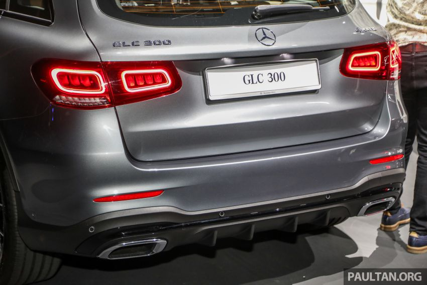 2020 Mercedes-Benz GLC facelift in Malaysia – GLC200 and GLC300 with new engines, MBUX, from RM300k Image #1058217