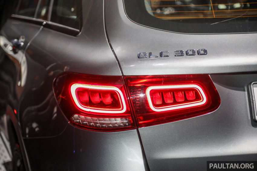 2020 Mercedes-Benz GLC facelift in Malaysia – GLC200 and GLC300 with new engines, MBUX, from RM300k Image #1058219